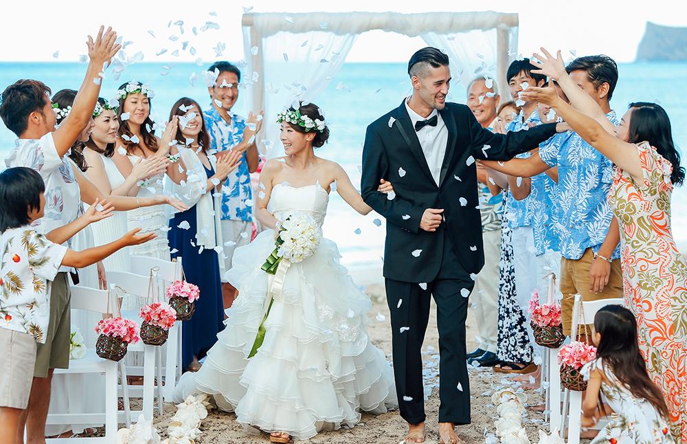 婚礼司会およびアテンダーの派遣