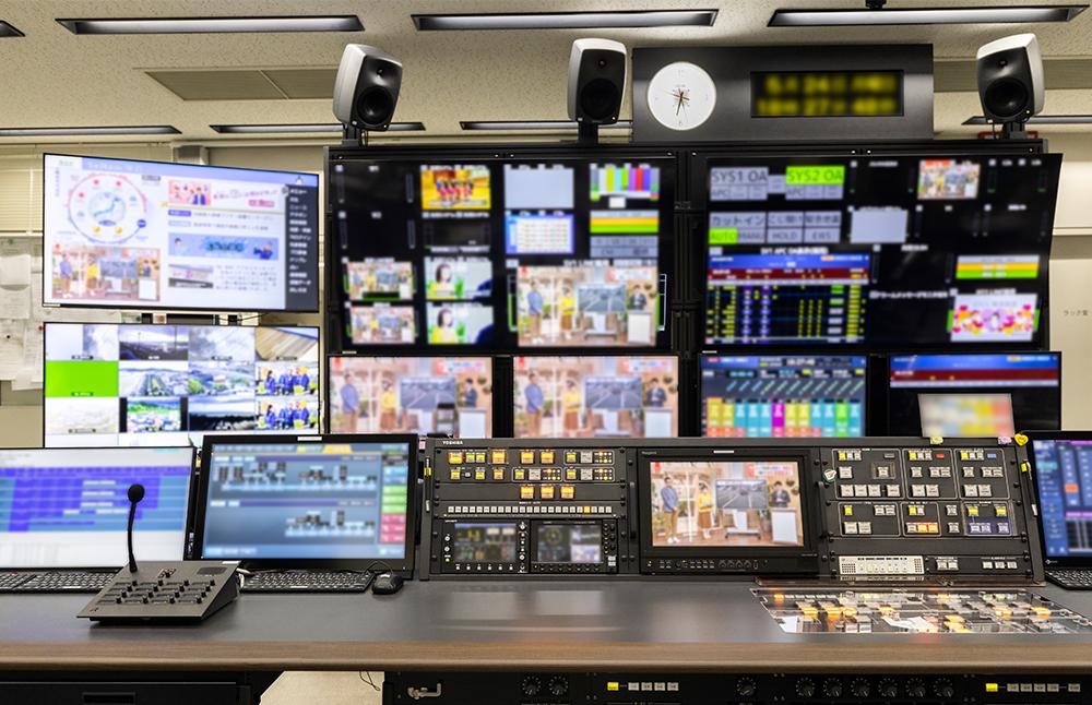 RKK放送センター運営