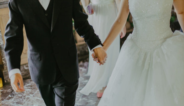 結婚式アテンダー(お世話係) 募集中
