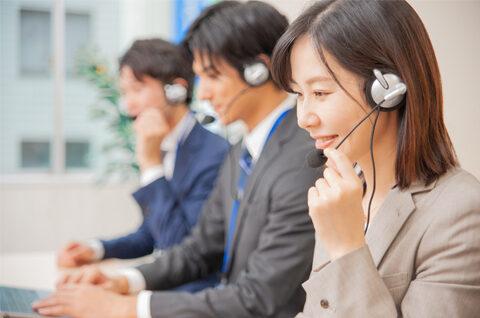 BPOセンターでのコンビニお問い合わせ対応(キャンペーン対応)